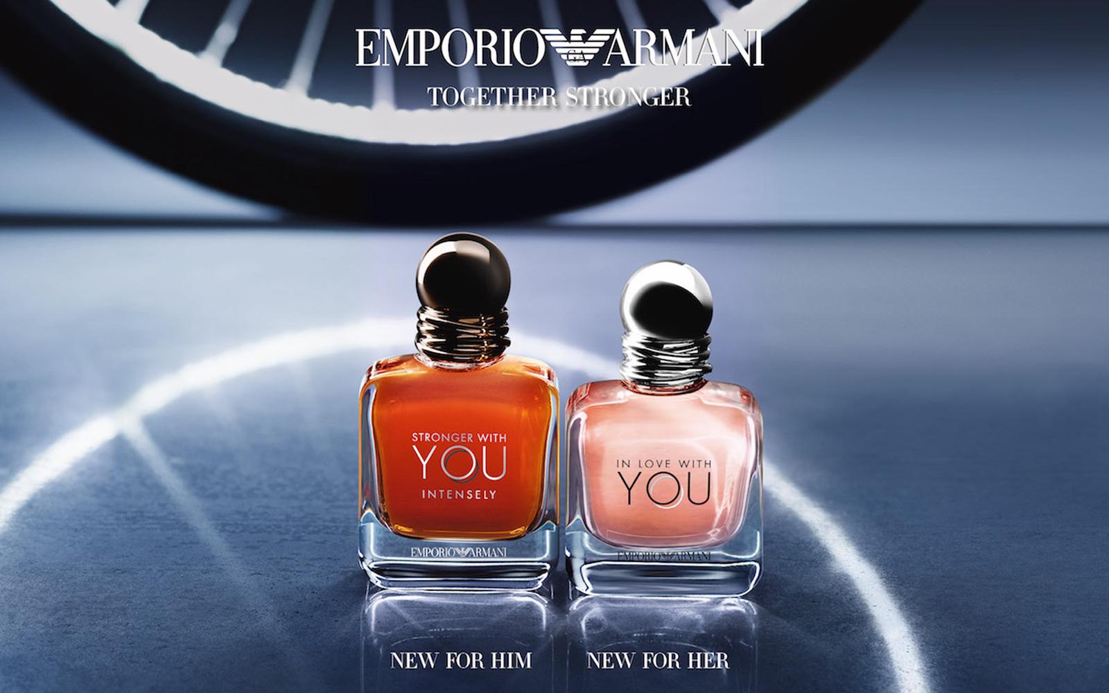 EMPORIO ARMANI: ''Together Stronger'', ljubavna priča se nastavlja...