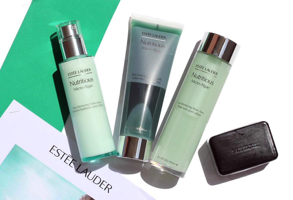 Estee Lauder Nutritious Micro - Algae:  Tri koraka do idealne njege kože tokom ljeta