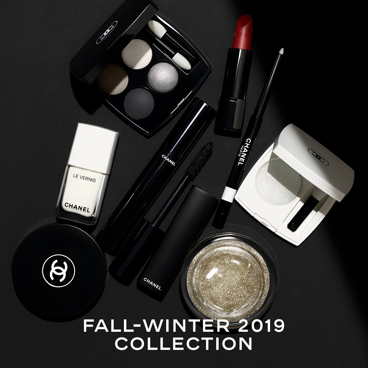 Chanel jesen-zima 2019 Makeup kolekcija