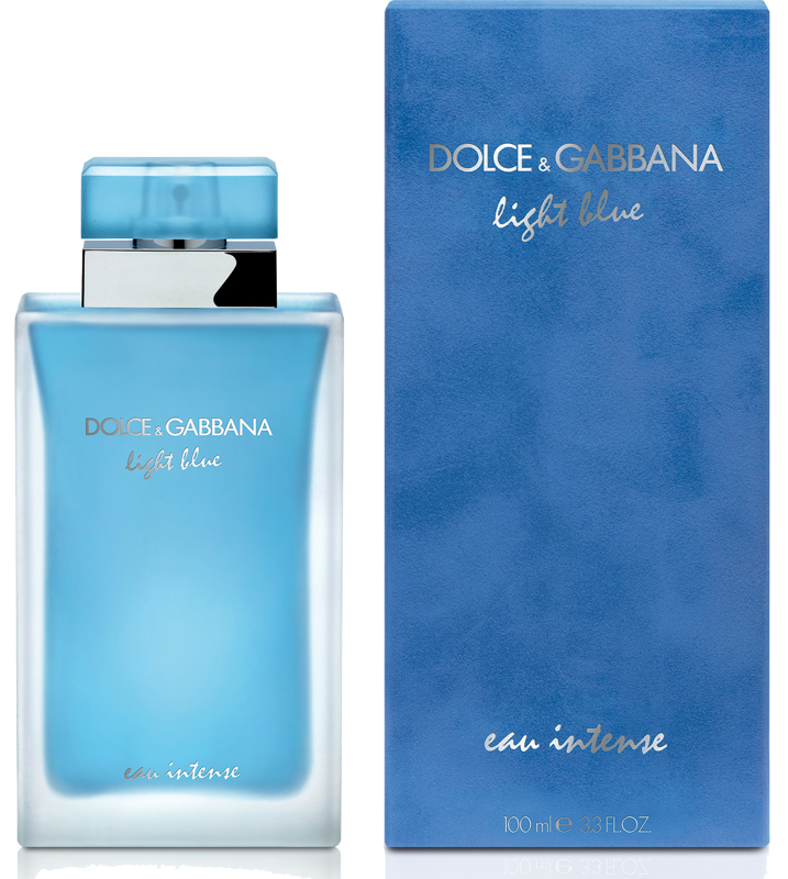 Light Blue Eau Intense Eau De Parfum