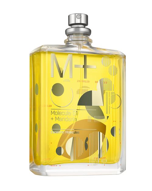 Molecule 01 + Mandarin Eau De Toilette Unisex Fragrance