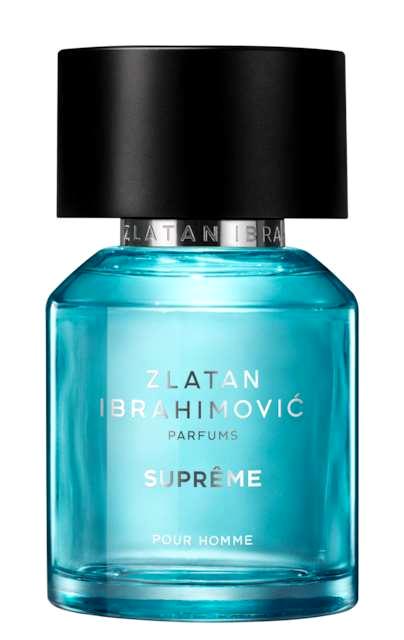 Zlatan Ibrahimovic Supreme Pour Homme Eau De Toilette