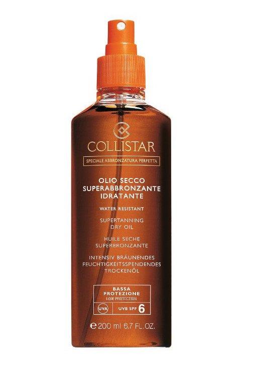 Collistar Perfect Tanning Dry Oil Spf6