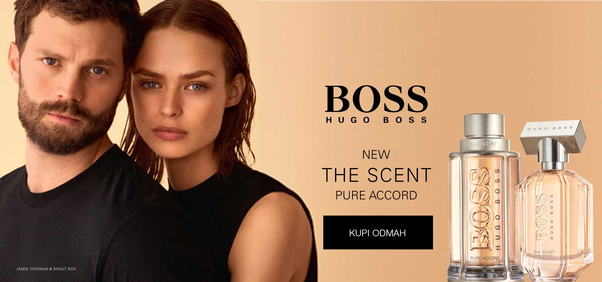 HUGO BOSS PURE ACCORD